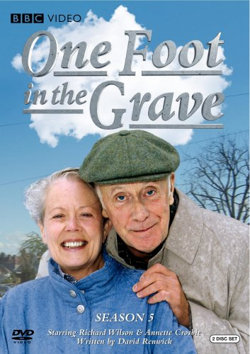 One Foot In The Grave: Season 5 DVD Image