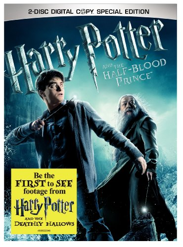 Harry Potter and the Half-Blood Prince (Two-Disc Limited Special Edition + Digital Copy) DVD Image
