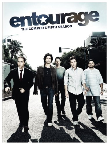 Entourage: Season 5: The Complete 5th Season DVD Image