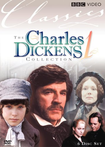 Charles Dickens Collection 1: Oliver Twist (1985) / Martin Chuzzlewit / Bleak House (1985) / Hard Times / ... DVD Image