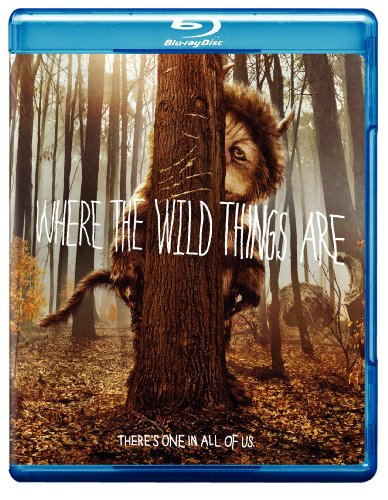 Where the Wild Things Are [Blu-ray] DVD Image