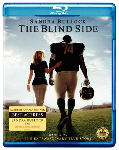The Blind Side (Blu-ray/DVD Combo + Digital Copy) DVD Image