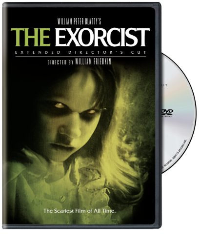 The Exorcist (Extended Director's Cut) DVD Image