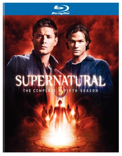 Supernatural: The Complete Fifth Season [Blu-ray] DVD Image