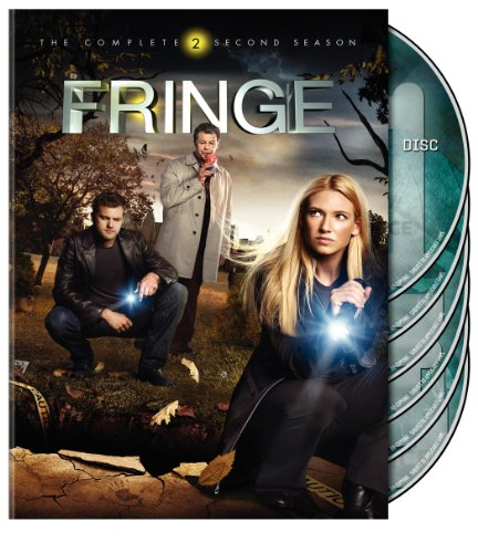 Fringe: The Complete Second Season DVD Image