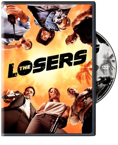 The Losers DVD Image