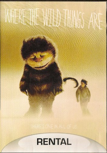 Where the Wild Things Are (Rental Ready) DVD Image