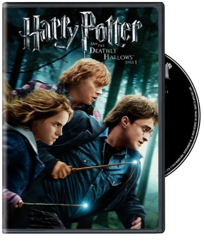 Harry Potter and the Deathly Hallows, Part 1 DVD Image