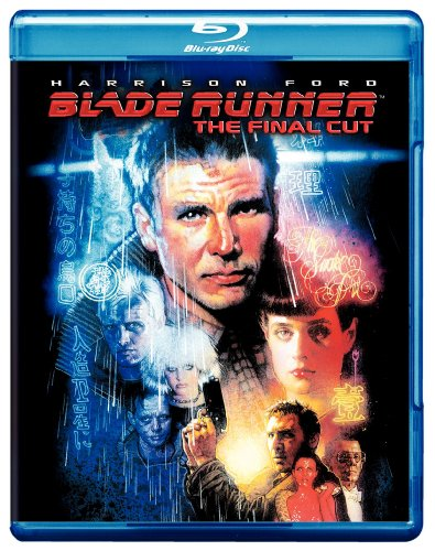Blade Runner: The Final Cut [Blu-ray] DVD Image