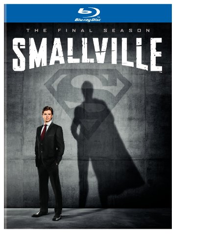 Smallville: The Complete Tenth Season [Blu-ray] DVD Image