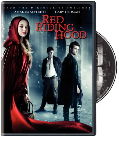 Red Riding Hood DVD Image