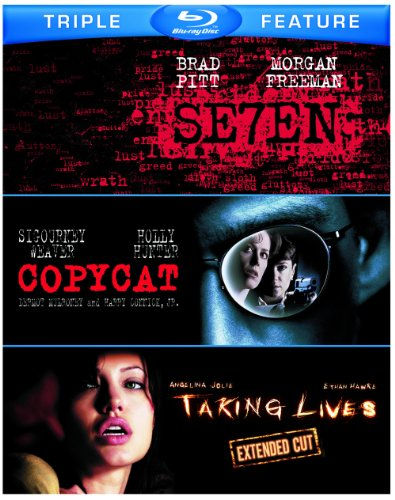 Seven / Copycat / Taking Lives (Triple-Feature) [Blu-ray] DVD Image