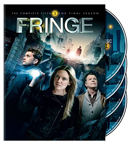 Fringe: The Complete Fifth Season DVD Image