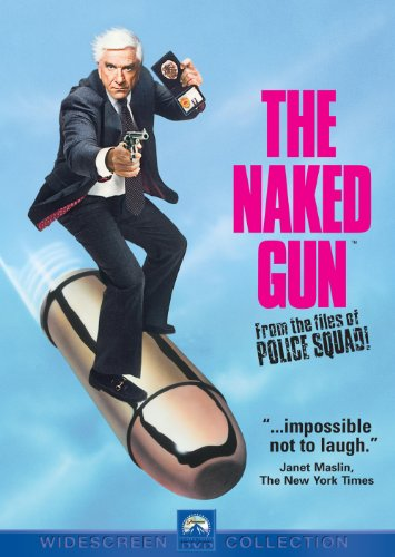 Naked Gun From The Files Of Police DVD Image