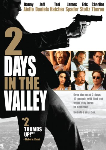 2 Days In The Valley (1996) DVD Image