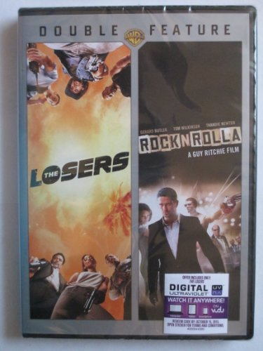 THE LOSERS/ROCK N ROLLA - DOUB DVD Image