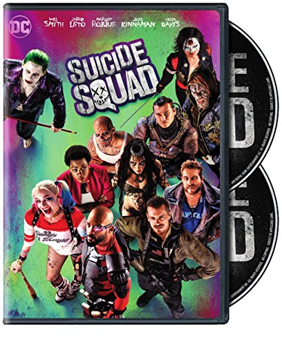 Suicide Squad (DVD) DVD Image