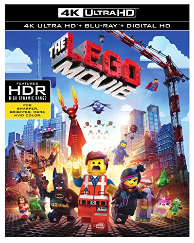 The Lego Movie [Blu-ray] DVD Image