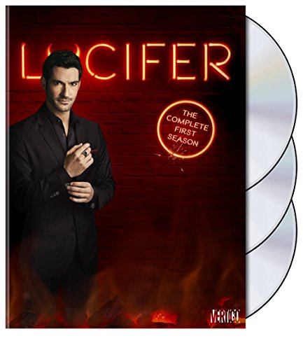 Lucifer: The Complete First Season DVD Image