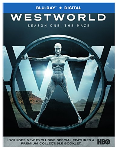 Westworld: The Complete First Season (BD) [Blu-ray] DVD Image