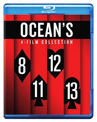 Ocean's 8 Collection (BD) [Blu-ray] DVD Image