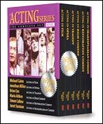 BBC Acting Series: The Complete Set: Film / Opera / Tragedy / Restoration Comedy / High Comedy / Shakespearean Comedy DVD Image