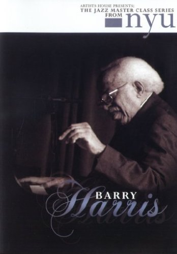 Barry Harris: Jazz Master Class Series From NYU DVD Image