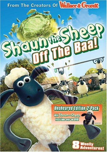 Shaun The Sheep (Limited Edition) DVD Image