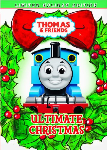 Thomas [The Tank Engine] & Friends: Ultimate Christmas Collection (HIT Entertainment) DVD Image