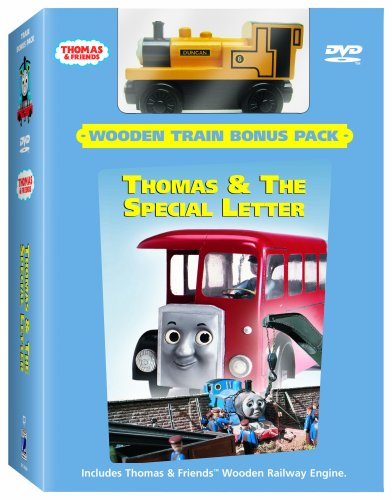 Thomas [The Tank Engine] & Friends: The Special Letter (HIT Entertainment w/ Toy Train) DVD Image