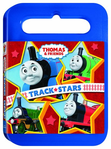 Thomas [The Tank Engine] & Friends: Track Stars DVD Image