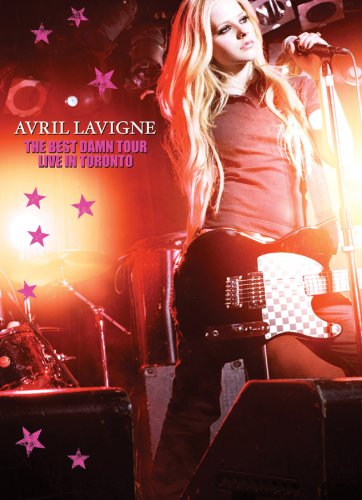 Avril Lavigne:The Best Damn Tour: Live In Toronto (Clean Version) DVD Image