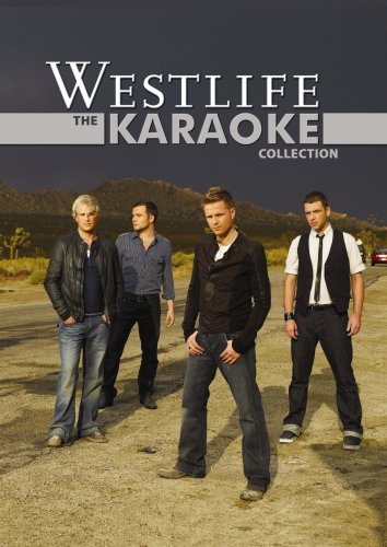 Westlife: The Karaoke Collection DVD Image