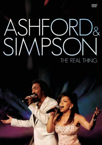 Ashford & Simpson: The Real Thing DVD Image
