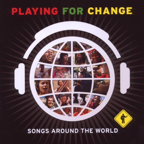 Playing For Change: Songs Around The World (DVD/CD Combo) DVD Image
