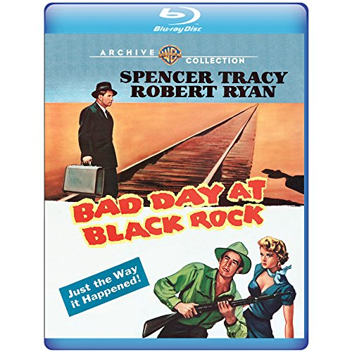 Bad Day at Black Rock [Blu-ray] DVD Image