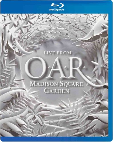 O.A.R.: Live From Madison Square Garden (Concert Hot Spot/ Blu-ray) DVD Image