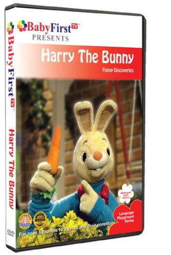 BabyFirstTV Presents: Harry The Bunny DVD Image