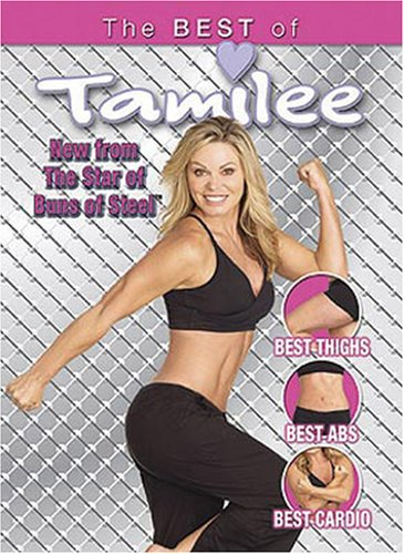 Tamilee Webb: Best Of Thighs / Abs / Cardio DVD Image