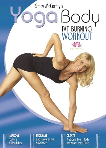 Stacey McCarthy's Yoga Body: Fat Burning Workout DVD Image