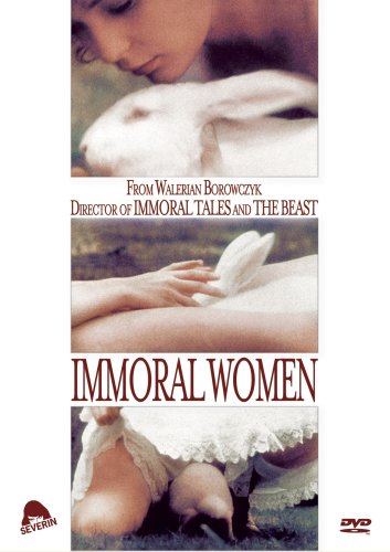 Immoral Women DVD Image