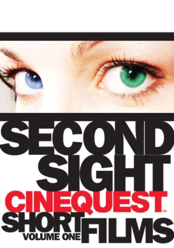 Second Sight: Cinequest Short Films, Vol. 1: Bullethead / How High The Castle Walls? / When Ponds Freeze Over / Hero / ... DVD Image