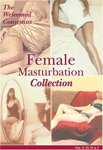 Female Masturbation, Vol. II - V: Every Woman's Orgasm Is Unique / Clitoris / Pleasures Of A Woman In Orgasm: Elle & Denise DVD Image