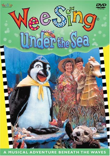 Wee Sing: Under The Sea DVD Image